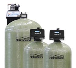 Hellenbrand Iron Curtain , Twin HF-ProMate 6 IC2.0
