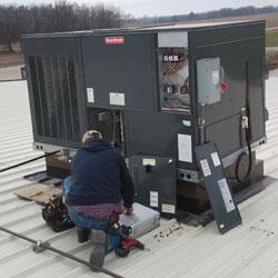 Rooftop Unit Repair